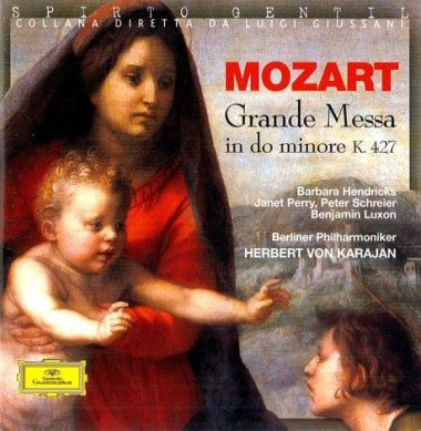 Il Divino incarnato. In Mozart, Wolfgang Amadeus. Grande Messa in do minore K. 427