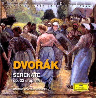 "The ""I"" Rediscovers Itself in a People. In Dvořák, Antonín. Serenate op. 22 e op. 44"