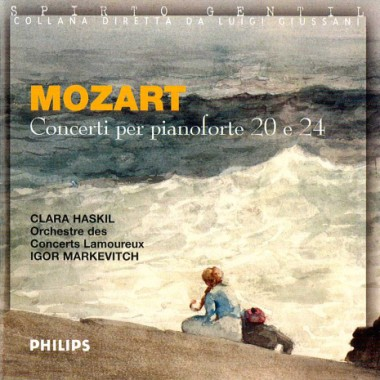 An Undying Hope. In Mozart, Wolfgang Amadeus. Concerti per pianoforte 20 e 24