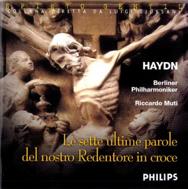 The Mercy That Rebuilds. In Haydn, Franz Joseph. Le sette ultime parole del nostro Redentore in croce
