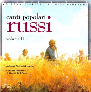 The Singing That Fascinated Vladimir. In Canti popolari russi: Volume III