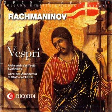 The Hidden Harmony. In Rachmaninov, Sergej. Vespri