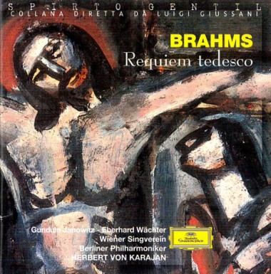 Like the Grass of the Field. In Brahms, Johannes. Requiem tedesco