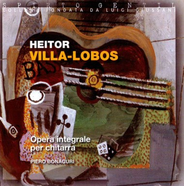 A String That Sings. In Villa-Lobos, Heitor. Opera integrale per chitarra